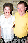 Julia & Pa McCormack from Manor Village having a wonderful night out at the Country Music Weekend held in The Earl of Desmond Hotel on Saturday night..   Copyright Kerry's Eye 2008