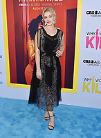 """BEVERLY HILLS, CA - AUGUST 07: Sadie Calvano attends the LA Premiere of CBS All Access' """"Why Women Kill"""" at Wallis Annenberg Center for the Performing Arts on August 07, 2019 in Beverly Hills, California.<br /> CAP/ROT<br /> ©ROT/Capital Pictures"""