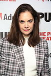 """Ruth Wilson attends the """"Sea Wall / A Life"""" opening night at The Public Theater on February 14, 2019, in New York City."""