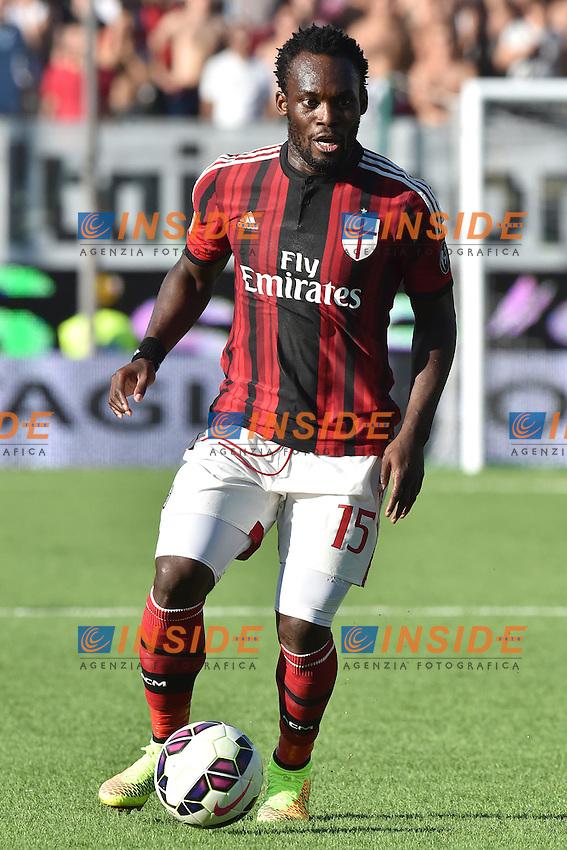Michael Essien Milan <br /> Cesena 28-09-2014 Stadio Dino Manuzzi, Football Calcio Serie A Cesena - Milan. Foto Andrea Staccioli / Insidefoto