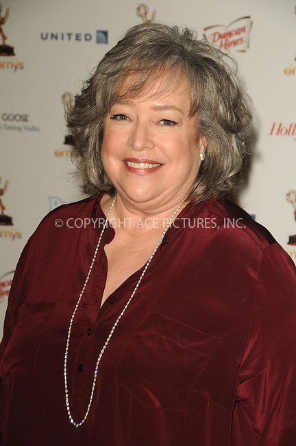 WWW.ACEPIXS.COM . . . . .  ....September 16 2011, LA....Kathy Bates arriving at the 63rd Annual Emmy Awards Performers Nominee Reception held at Pacific Design Center on September 16, 2011 in West Hollywood, California. ....Please byline: PETER WEST - ACE PICTURES.... *** ***..Ace Pictures, Inc:  ..Philip Vaughan (212) 243-8787 or (646) 679 0430..e-mail: info@acepixs.com..web: http://www.acepixs.com