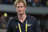 RE: Friday 12th September 2014<br /> Picture: Prince Harry<br /> RE: Prince Harry at the Invictus Games Queen Elizabeth Olympic Park, London, United Kingdom.