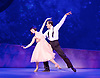 An American in Paris <br /> choreography by Christopher Wheeldon <br /> Dominion Theatre, London, Great Britain <br /> Press Photocall <br /> 14th March 2017 <br /> <br /> <br /> Robert Fairchild as Jerry Mulligan <br /> Leanne Cope as Lise Dassin <br /> <br /> <br /> <br /> Photograph by Elliott Franks <br /> Image licensed to Elliott Franks Photography Services