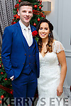 Brosnan/Murphy wedding in the Ballyroe Heights Hotel on Saturday December 15th