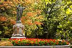 BJ 9.12.17 Campus Scenic 8343.JPG by Barbara Johnston/University of Notre Dame