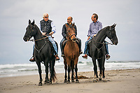 11-01-17 NBC Promo Shoot on Dog Beach