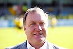 Nederland, Venlo, 30 september 2012.Eredivisie.Seizoen 2012-2013.VVV Venlo-PSV.Dick Advocaat, trainer-coach van PSV