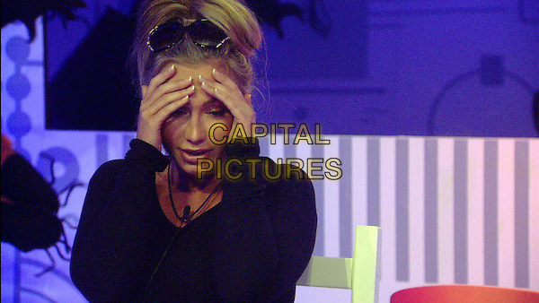Lauren Goodger	<br /> in Celebrity Big Brother - Summer 2014 (Day 8)<br /> *Editorial Use Only*<br /> CAP/NFS<br /> Image supplied by Capital Pictures