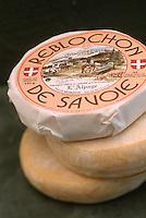 """Europe/France/Rhône-Alpes/74/Haute-Savoie/Morzine: Reblochon Fromage de """"L'Alpage"""" La Fruitiére de Morzine"""""""