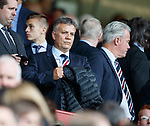 Mark Allen, director of football for Rangers