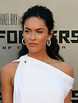 "WESTWOOD, CA. - June 22: Megan Fox arrives at the 2009 Los Angeles Film Festival - The Los Angeles Premiere of ""Transformers: Revenge of the Fallen"" at Mann's Village Theater on June 22, 2009 in Los Angeles, California."