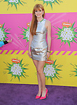 Bella Thorne at The Nickelodeon's Kids' Choice Awards 2013 held at The Galen Center in Los Angeles, California on March 23,2013                                                                   Copyright 2013 Hollywood Press Agency