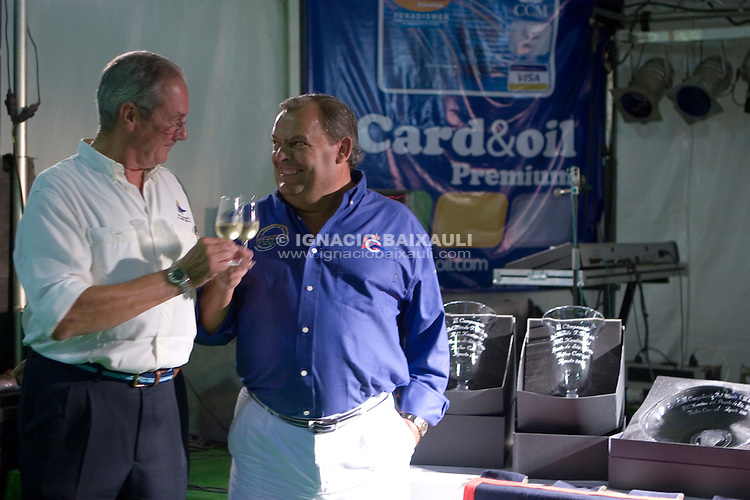 II Campeonato del Mundo de Vela IMS670 - Agosto 2006 - Real Club Náutico de El Puerto de Santa María