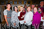 Enjoying the Beru reunion, held at the Brogue Inn, Tralee on Saturday night were l-r: Eilish Dowling, Grace Egan, Bridget Cullen, Mary Dillon and Anita Costello.