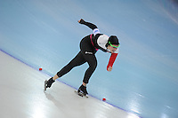 OLYMPICS: SOCHI: Adler Arena, 09-02-2014, 3000m Ladies, Ivanie Blondin (CAN), ©foto Martin de Jong