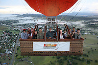 20120416 April 16 Hot Air Balloon Gold Coast