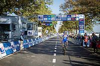 U23 race winner: Michael Vanthourenhout (BEL/Sunweb-Napoleon Games)<br /> <br /> Koppenbergcross 2014