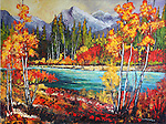 NEW PAINTING BY LOIS.<br />