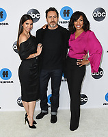 05 February 2019 - Pasadena, California - Roselyn Sanchez, Demian Bichir, Wendy Raquel Robinson. Disney ABC Television TCA Winter Press Tour 2019 held at The Langham Huntington Hotel. <br /> CAP/ADM/BT<br /> &copy;BT/ADM/Capital Pictures