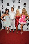 "Laura Croft, Joshua Strickland, Holly Madison, Angelica ""Angel Perrino walk the red carpet at TAO Nightclub, May 6, 2010, Las Vegas NV © Al Powers / RETNA ltd"