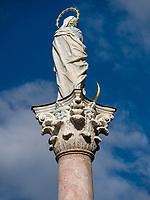 Anna-S&auml;ule, Maria-Theresien-Stra&szlig;e, Innsbruck, Tirol, &Ouml;sterreich, Europa<br /> Anna collumn,Maria-Theresien St.,Innsbruck, Tyrol, Austria, Europe