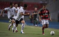 RIO DE JANEIRO, RJ, 13 MARÇO 2013 - FLAMENGO X RESENDE - FOTO: JORGE R JORGE - BRAZIL PHOTO PRESS