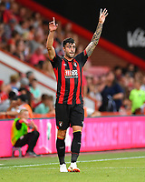 Diego Rico of AFC Bournemouth during AFC Bournemouth vs Real Betis, Friendly Match Football at the Vitality Stadium on 3rd August 2018