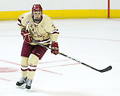 Isaac MacLeod (BC - 7) - The Boston College Eagles defeated the University of Minnesota Duluth Bulldogs 4-0 to win the NCAA Northeast Regional on Sunday, March 25, 2012, at the DCU Center in Worcester, Massachusetts.