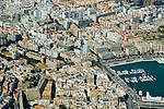 Port of Ibiza Spain