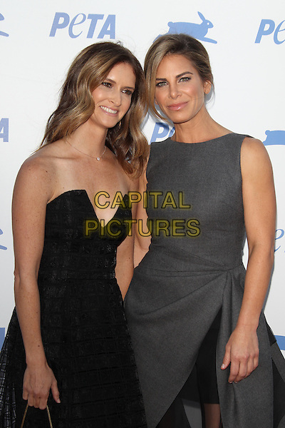 LOS ANGELES, CA - SEPTEMBER 30: Heidi Rhoades and Jillian Michaels at PETA's 35th Anniversary Party at Hollywood Palladium on September 30, 2015 in Los Angeles, California. <br /> CAP/MPI22<br /> &copy;MPI22/Capital Pictures