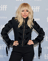08 September 2017 - Toronto, Ontario Canada - Lady Gaga. 2017 Toronto International Film Festival - &quot;Lady Gaga: Five Foot Two&quot; Press Conference held at TIFF Bell Lightbox. <br /> CAP/ADM/BPC<br /> &copy;BPC/ADM/Capital Pictures