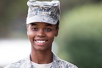 AIR FORCE WOMEN IN UNIFORM MODEL RELEASED