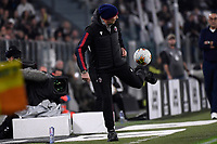 Sinisa Mihajlovic coach of Bologna FC <br /> Torino 19/10/2019 Allianz Stadium <br /> Football Serie A 2019/2020 <br /> Juventus FC - Bologna <br /> Photo Federico Tardito / Insidefoto