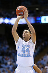 15 November 2015: North Carolina's Justin Jackson. The University of North Carolina Tar Heels hosted the Fairfield University Stags at the Dean E. Smith Center in Chapel Hill, North Carolina in a 2015-16 NCAA Division I Men's Basketball game. UNC won the game 92-65.