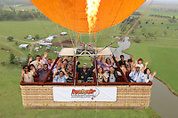 20150306 March 06 Hot Air Balloon Gold Coast