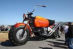 Half Moon Bay Dream Machines Car Show 2011