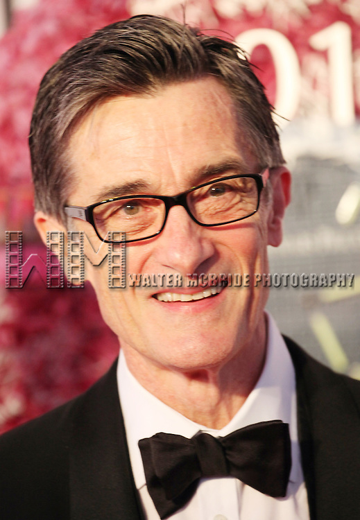 Roger Rees pictured at the 66th Annual Tony Awards held at The Beacon Theatre in New York City , New York on June 10, 2012. © Walter McBride / WM Photography