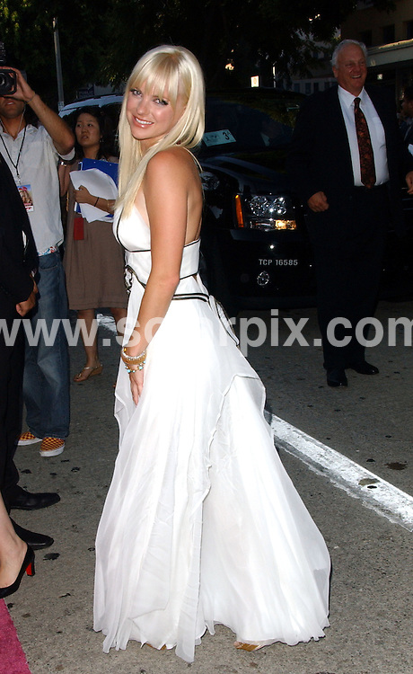 "**ALL ROUND PICTURES FROM SOLARPIX.COM**.**SYNDICATION RIGHTS FOR UK, SPAIN, PORTUGAL, AUSTRALIA, S.AFRICA & DUBAI (U.A.E) ONLY**.arrivals for the Los Angeles Premiere of ""The House Bunny"" at Mann's Village Theatre, Westwood, CA, USA. 20th August 2008..This pic: Anna Faris..JOB REF: 7061 PHZ/Ortega    DATE: 20_08_2008.**MUST CREDIT SOLARPIX.COM OR DOUBLE FEE WILL BE CHARGED* *UNDER NO CIRCUMSTANCES IS THIS IMAGE TO BE REPRODUCED FOR ANY ONLINE EDITION WITHOUT PRIOR PERMISSION*"