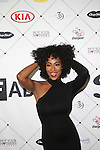 Africa Miranda Attends Kia STYLE360 Hosts Official Serena Williams Signature Statement Collection by HSN After-Party Held at <br /> Bagatelle NYC