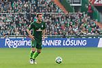 15.04.2018, Weser Stadion, Bremen, GER, 1.FBL, Werder Bremen vs RB Leibzig, im Bild<br /> <br /> <br /> Philipp Bargfrede (Werder Bremen #44)<br /> Foto &copy; nordphoto / Kokenge