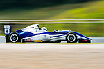 Martin Rump of Estonia and Cebu Pacific Air by KCMG during the Formula Masters China Series as part of the 2015 Pan Delta Super Racing Festival at Zhuhai International Circuit on September 19, 2015 in Zhuhai, China.  Photo by Aitor Alcalde/Power Sport Images
