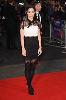 Bella Dayne at the premiere for &quot;Breathe&quot;, part of the BFI London Film Festival, at the Odeon Leicester Square, London, UK. <br /> 04 October  2017<br /> Picture: Steve Vas/Featureflash/SilverHub 0208 004 5359 sales@silverhubmedia.com