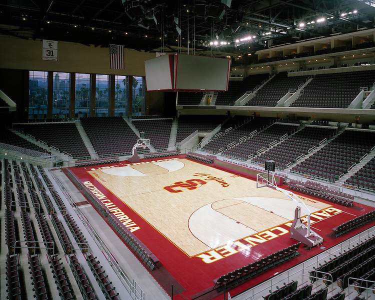 Galen Center at the University of Southern California | Architect: HNTB