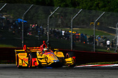 Verizon IndyCar Series<br /> Honda Indy 200 at Mid-Ohio<br /> Mid-Ohio Sports Car Course, Lexington, OH USA<br /> Sunday 30 July 2017<br /> Ryan Hunter-Reay, Andretti Autosport Honda<br /> World Copyright: Scott R LePage<br /> LAT Images<br /> ref: Digital Image lepage-170730-to-10897