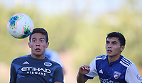 2019 Boys' DA U-18/19 Final New York City FC vs FC Dallas July 10, 2019