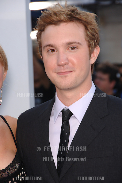"Actor SAM HUNTINGTON at the world premiere of his new movie ""Superman Returns"" in Los Angeles..June 21, 2006  Los Angeles, CA.© 2006 Paul Smith / Featureflash"