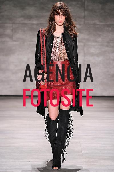 Rebecca Minkhoff<br /> <br /> New York- Inverno 2015