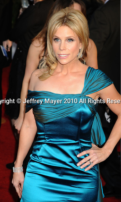 LOS ANGELES, CA. - January 23: Cheryl Hines  arrives at the 16th Annual Screen Actors Guild Awards held at The Shrine Auditorium on January 23, 2010 in Los Angeles, California.