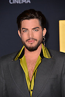 "LOS ANGELES, CA. September 24, 2018: Adam Lambert at the Los Angeles premiere for ""A Star Is Born"" at the Shrine Auditorium.<br /> Picture: Paul Smith/Featureflash"