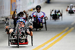 May 28, 2012: The 2012 U.S. Handcycling Criterium National Championships, Greenville, SC.